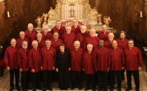 Choeur d'hommes des 3 Abbayes