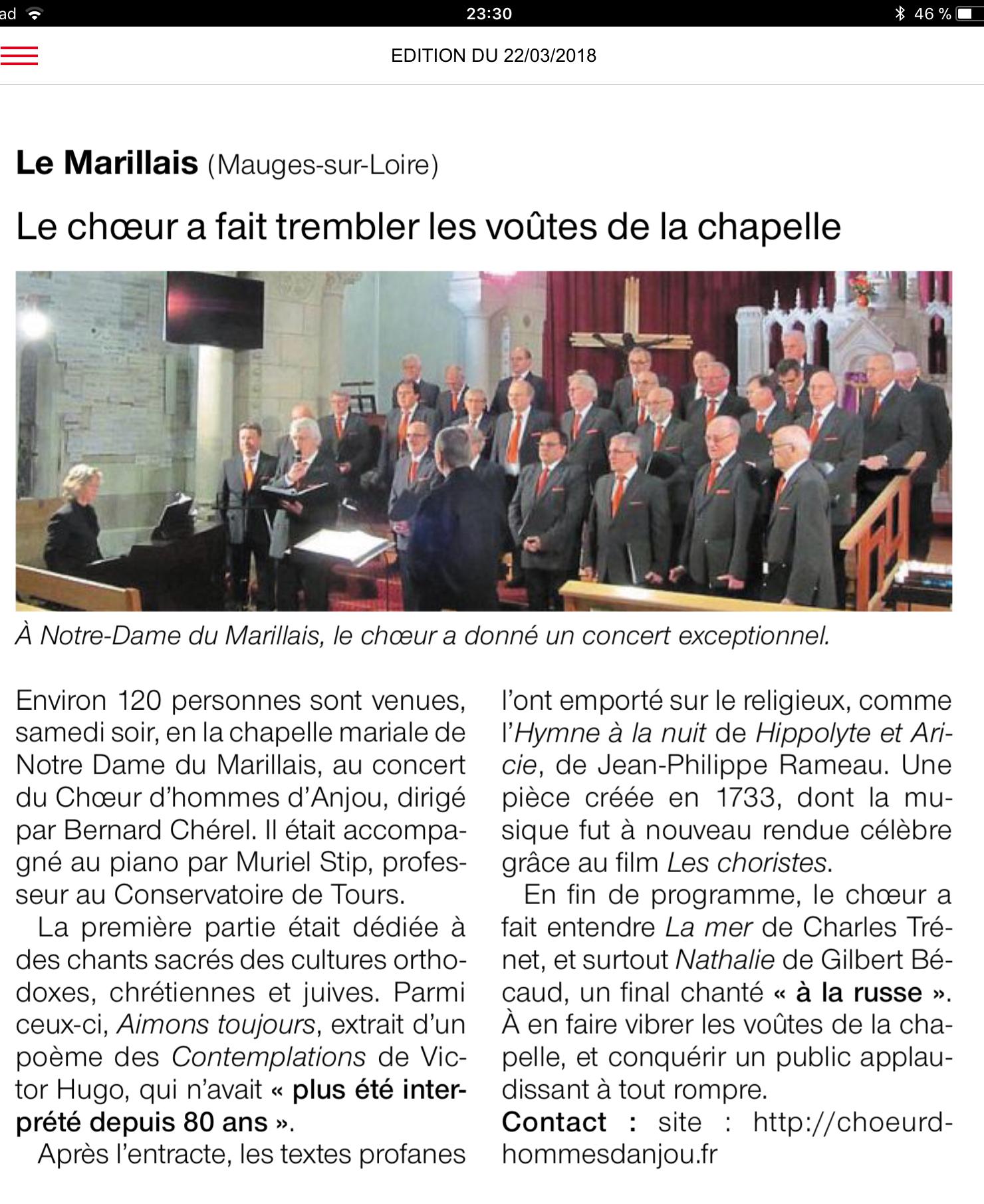 Le Marillais