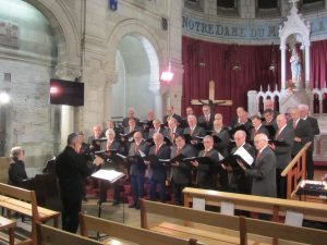 Le concert du 17 mars à N-Dame du Marillais (49)