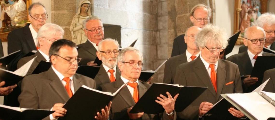 Concert aux Épesses (Vendée)
