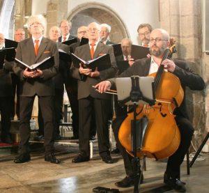 Quelques images de notre concert aux Épesses (Vendée)
