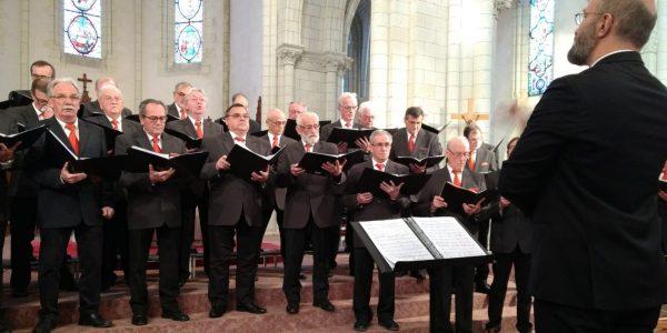 Champtoceaux, un beau concert