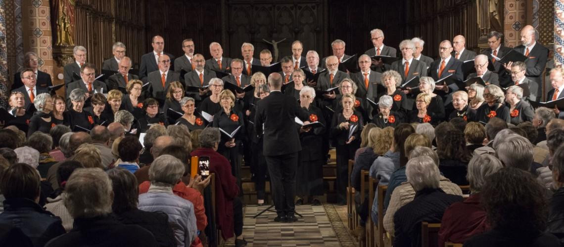 Concert avec Foligammes - Eglise Ste Thérèse - Angers 18/05/2019