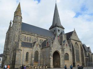 Concert à la collégiale de Guérande